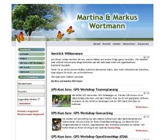 Martina Markus Wortmann - Startseite