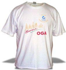 T-Shirt Siebdruck 4-farbig