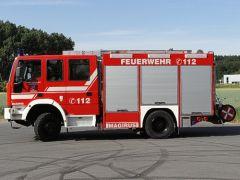 Feuerwehrauto aus Arnsberg